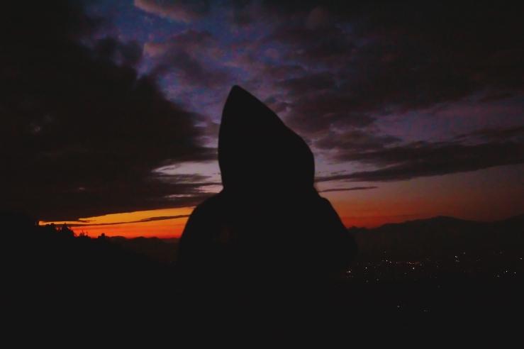 HOODIE Silhouette